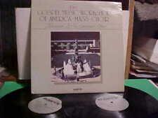 "BLACK GOSPEL THE GOSPEL MUSIC WORKSHOP OF AMERICA MASS CHOIR ""LIVE"" DOUBLE LP"