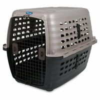 Petmate Navigator Kennel Dog Crate Plastic Travel Airline Pet Carrier Large Lbs