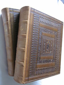 LA BIBLE EN 2 VOLUMES Club du Livre Marseille 1953
