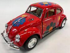 Volkswagen Beetle 67 1:32 Scale KT.5057.DF Red