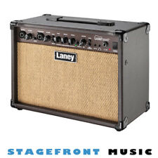 "LANEY LX SERIES LA30D 30 WATT ACOUSTIC GUITAR AMPLIFIER 2 x 6.5"" CUSTOM SPEAKERS"