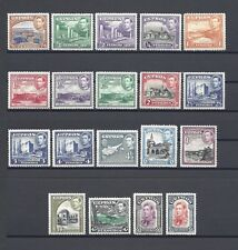 CYPRUS 1938-51 SG 151/63 MINT Cat £250