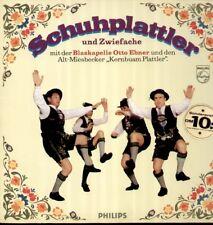 Blaskapelle Otto Ebner u.a., Schuplattler & Zwiefache - LP