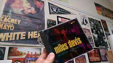 MILES DAVIS The Best of Capitol/Blue Note Years CD Jazz Trumpet Bee Bop Enigma