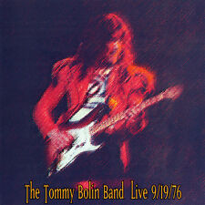 Tommy Bolin - Live 9-19-76 [New CD] Manufactured On Demand
