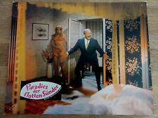 Erotik Aushangfoto PARADIES DER FLOTTEN SÜNDER Angelica Ott Roy Black
