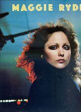 MAGGIE RYDER same UK 1978 EX LP + TEXTINLAY
