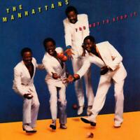 The Manhattans - Too hot to stop it + 2 Bonus Tracks (CD-Album) Neu 2015