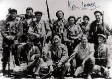 Ken Loach (GBR) Regisseur Land and Freedom 1995 original signiert/signed !!!