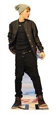 Justin Bieber On Stage Singer Musician Pop Star Fun Cardboard Cutout Stand Up