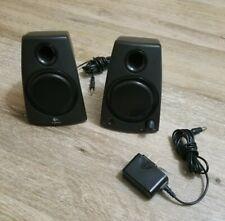 Logitech Computer/Multimedia Stereo Speakers Z130 Black - Working