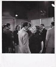 Bette Davis George Sanders All About Eve Mankiewicz Original Vintage 1950