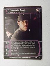 Star Wars TCG - R&S -  Commander Nemet (A) 6/105 NM/Mint