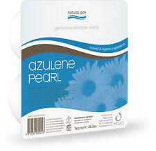 3 x ATV Natural Look Azulene Pearl Wax 1KG Hard Wax (HOT)