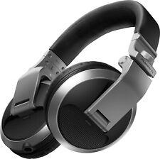 Pioneer HDJ-X5-S Over-Ear DJ Headphones (Silver)