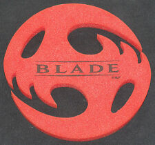Blade the Movie Promotional Foam Throwing Star 1998 Complete New Line Cinema