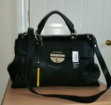 Las Cromia Leather Handbag