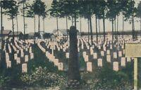ARLINGTON VA - The National Cemetery - Hand Colored Postcard