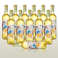 12 Fl. Senora Guason Blanco 2016, frisch-fruchtiger Viura-Weißwein, Wein trocken