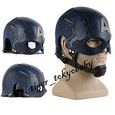 Captain America Civil War Steven Cosplay Helmet H-Q Pvc Material Halloween Props