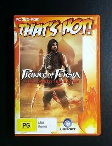 Prince Of Persia The Forgotten Sands (PC, 2010) PC Game - FREE POST