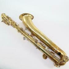 The Martin Magna Baritone Low A Saxophone QUINN'S GARAGE SALE AS IS NO RESERVE 9