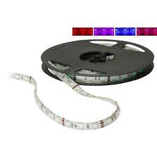 5m LED RGB strip with 3m foam sticky backing