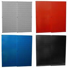 Metal Pegboard Pack 10x Stronger Than Most 8 Color Choices Made In The Usa