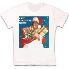 Last Christmas Wham George Michael Retro Vintage Hipster Unisex T Shirt 918
