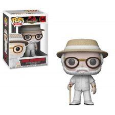 Funko POP ! Movie - John Hammond 546 - Jurassic  Park - IN MAGAZZINO