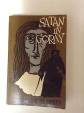 Satan In Goray, Isaac Bashevis Singer, Farrar Straus Giroux, New York 1979