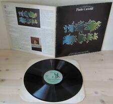 LP PAOLO CASTALDI Esercizio. Cardini (Elektra 75 ITALY) avant contemporary NM!