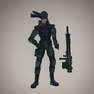 metal gear solid snake action figure 1999 McFarland Toys