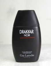 Drakkar Noir by Guy Laroche After Shave Balm 3.4 oz / 100 ml New Unboxed