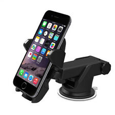 Car Holder Windshield 360°Mount Bracket For Mobile Cell Phone iPhone Samsung GPS