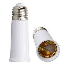 E27 to E27 Verlängerung Sockel Base Holder Glühbirne Lampe Cap Adapter Converter