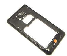 Samsung Galaxy S2 i9100 Mittelrahmen Middleframe Mittel Rahmen Kamera Glas Linse