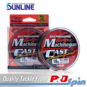 Sunline 63758746 Super 330 yd 10 lb Monofilament Fishing Line