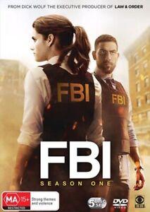 FBI Season 1 NEW DVD