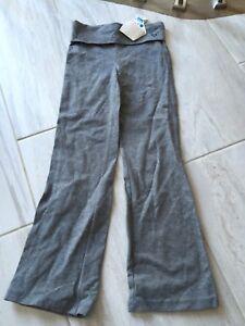 Nwt Justice Grey Yoga Pants Size 6  Bts  school
