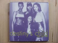 Destiny's Child:   No No No  Near mint  PROMO  CD single