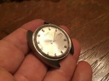 Vtg Seiko Automatic Men Watch 7005-8030 17 Jewels Japan As Is c. Late 1960's