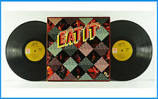 Humble Pie Eat It 1st Pressing Gatefold Cover Record A & M Records SP-3701