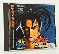 Samurai Spirits (Shodown 2) - Jeu Neo Geo CD SNK complet