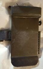 Military Flight Plan Clip Board with Leg Straps And Light