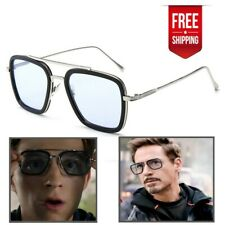Sunglasses Peter Parker EDITH Glasses Tony Stark Iron Man Spiderman Shades