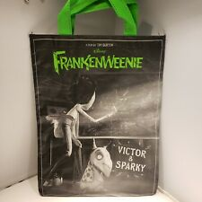 Frankenweenie Recyclable Reusable Bag Subway Promotion Tim Burton 2012