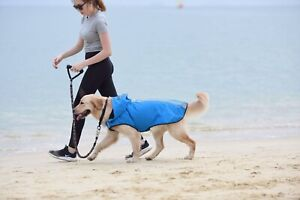 Pet Puppy Dog Rain Coat Reflective Waterproof Hooded Vest Jacket Outdoor Clothes