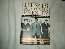 Elvis Presley Book Revelations From The Memphis Mafia Big Thick Huge Book!