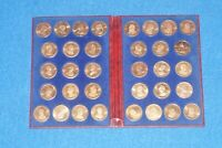VINTAGE 1950s A Coin History Of  Our Presidents The US 34 Coin Complete In Book